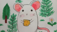 Кишинева Соня - мышки.