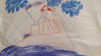 Маша Касаяпананд из г. Пхукета прислала нам рисунок.