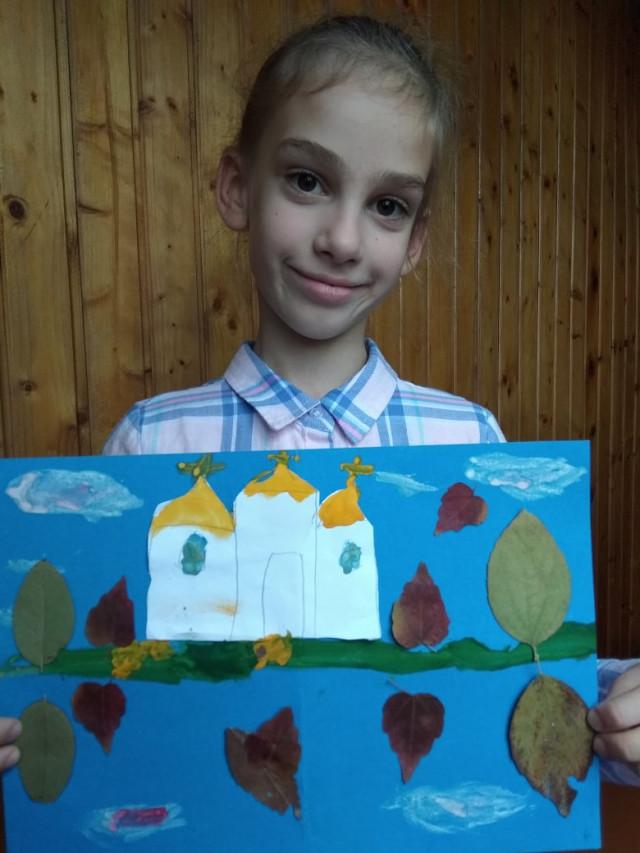 """Письмо из православного центра семейного обучения """"Достояние""""."""