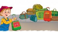 Приключения полосатого чемоданчика.