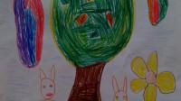 Малыши рисуют осень